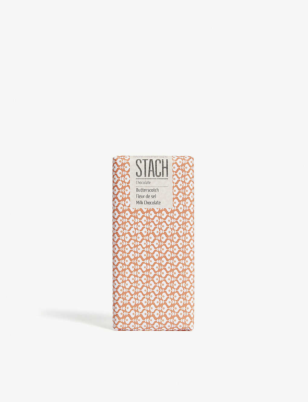 STACH: Butterscotch and salted chocolate bar 130g