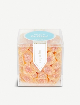 SUGARFINA Peach bellini sweets 340g