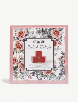 IKBAL Rose Turkish delight 400g