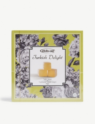 IKBAL Plain turkish delight 400g