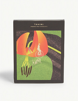NAIVE Tahini milk chocolate bar 57g