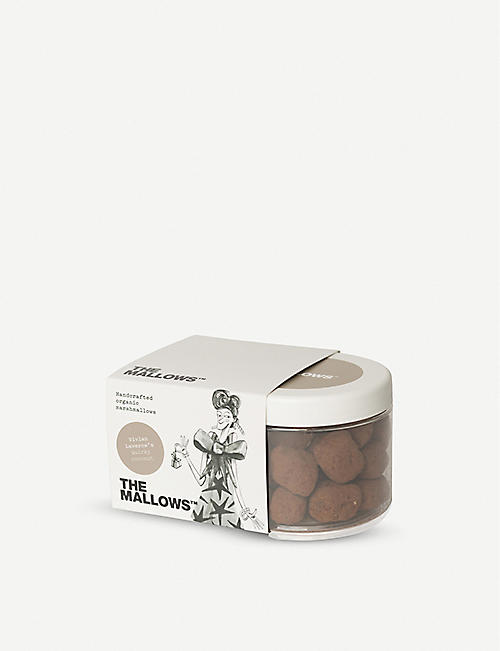 THE MALLOWS Coconut chocolate-coated marshmallows 180g