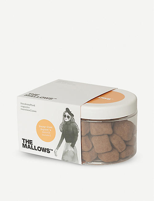 THE MALLOWS Penny-Joan Dupont Smooth Caramel marshmallows 180g
