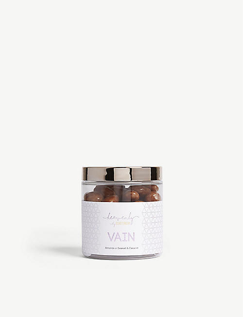 HEAVENLY BY SCHOTTINGER VAIN sea salt and caramel almonds 150g