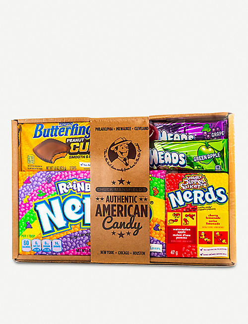NERDS: American Candy mix hamper box 450g