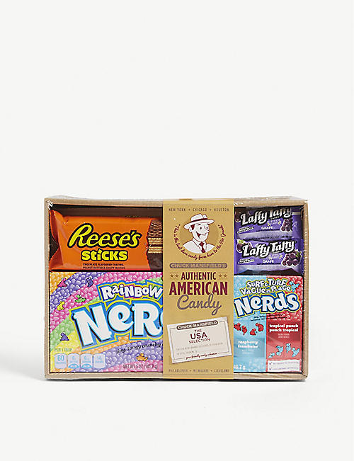 NERDS: American sweets selection box 180g