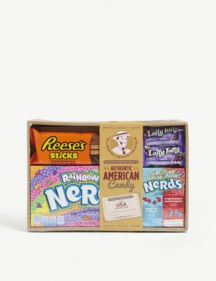 NERDS Small American sweets selection box 240g