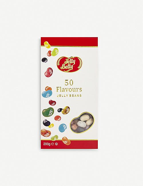 JELLY BELLY: 50 flavours jelly beans 200g