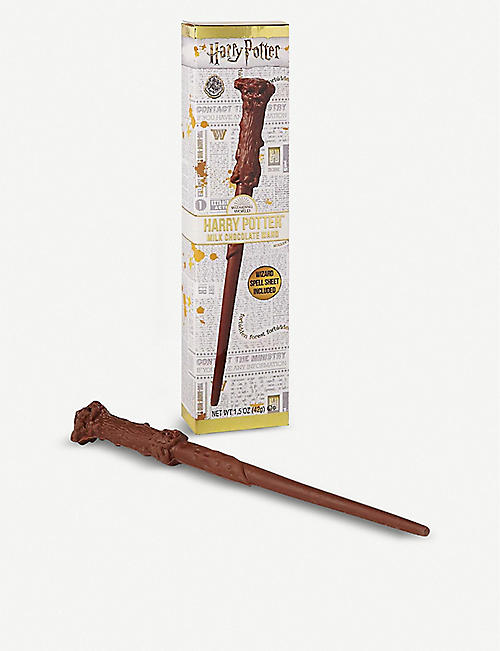 JELLY BELLY: Harry Potter chocolate wand 42g