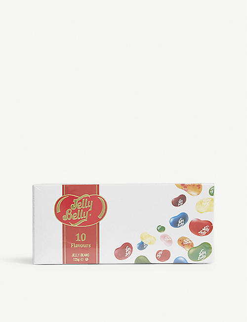 JELLY BELLY: 10 flavour gift box 125g