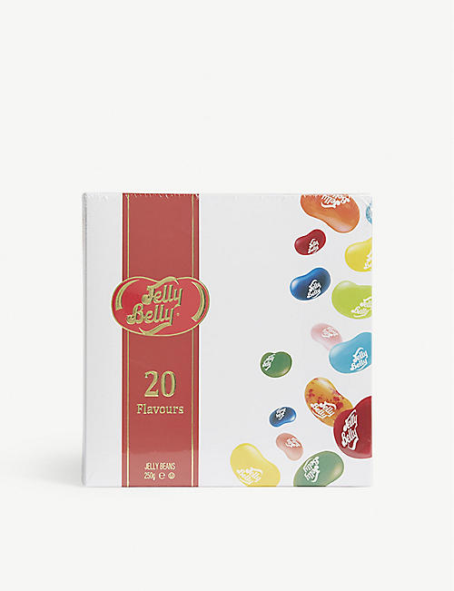 JELLY BELLY: Gift box 20 flavours 250g