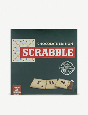 GAMES IN MOTION Chocolate Scrabble 170g