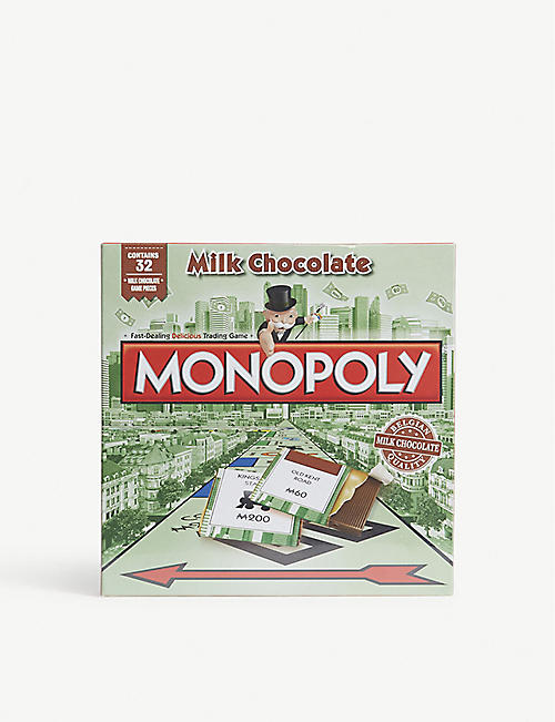 GAMES IN MOTION Chocolate Monopoly 160g