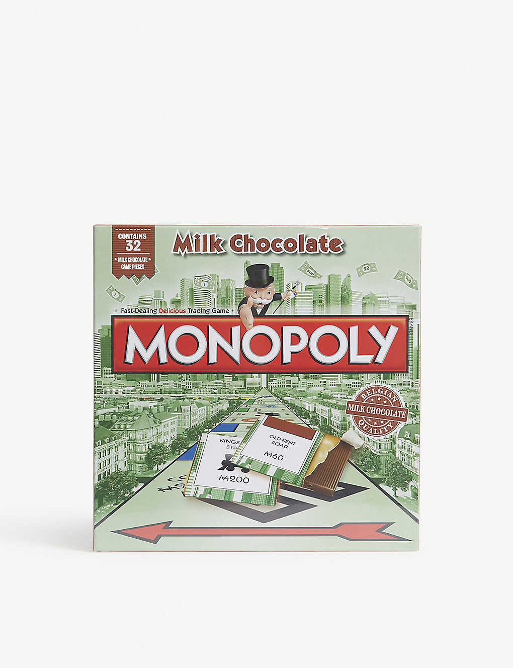 GAMES IN MOTION: Chocolate Monopoly 160g