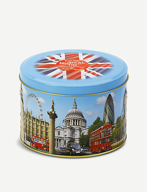 CHURCHILL'S Musical London toffee 200g