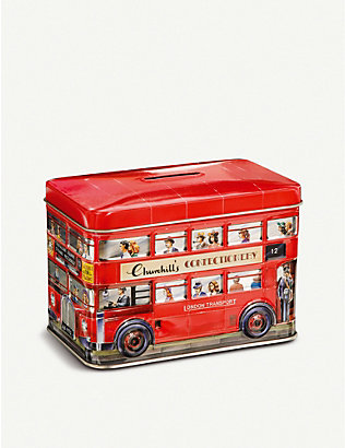 CHURCHILL'S: London Bus toffee 200g