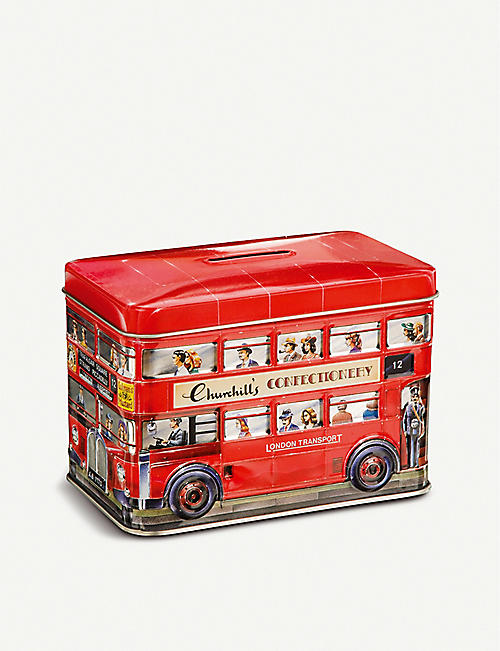 CHURCHILL'S London Bus toffee 200g