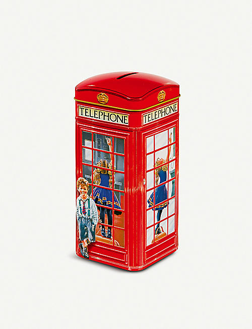 CHURCHILL'S: Telephone Kiosk assorted jelly beans 200g