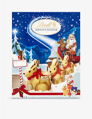 LINDT: Chocolate Advent calendar 160g