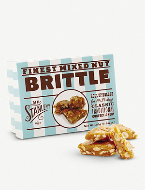 MR STANLEY'S Mixed nut brittle 150g