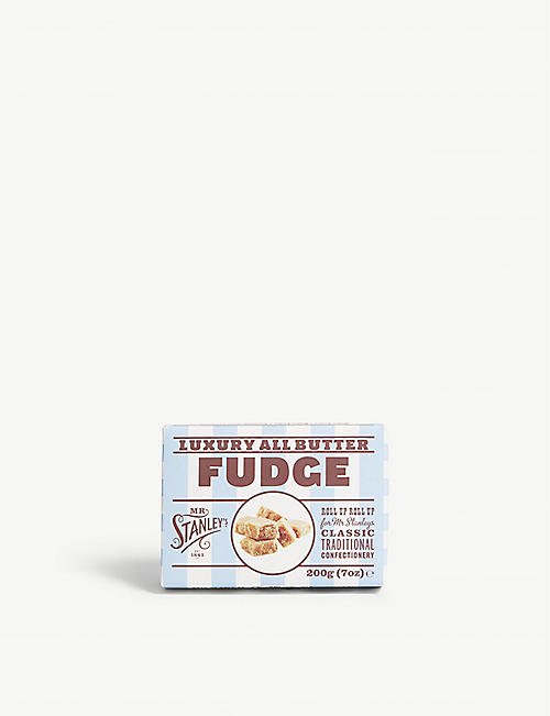 MR STANLEY'S Luxury butter fudge 200g