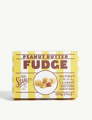 MR STANLEY'S Peanut butter fudge 200g
