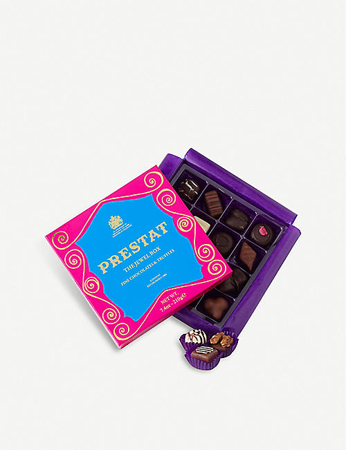 PRESTAT The Jewel Box fine chocolates and truffles (box of 16)