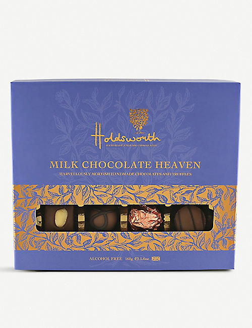 HOLDSWORTH Milk Chocolate Heaven assortment 160g