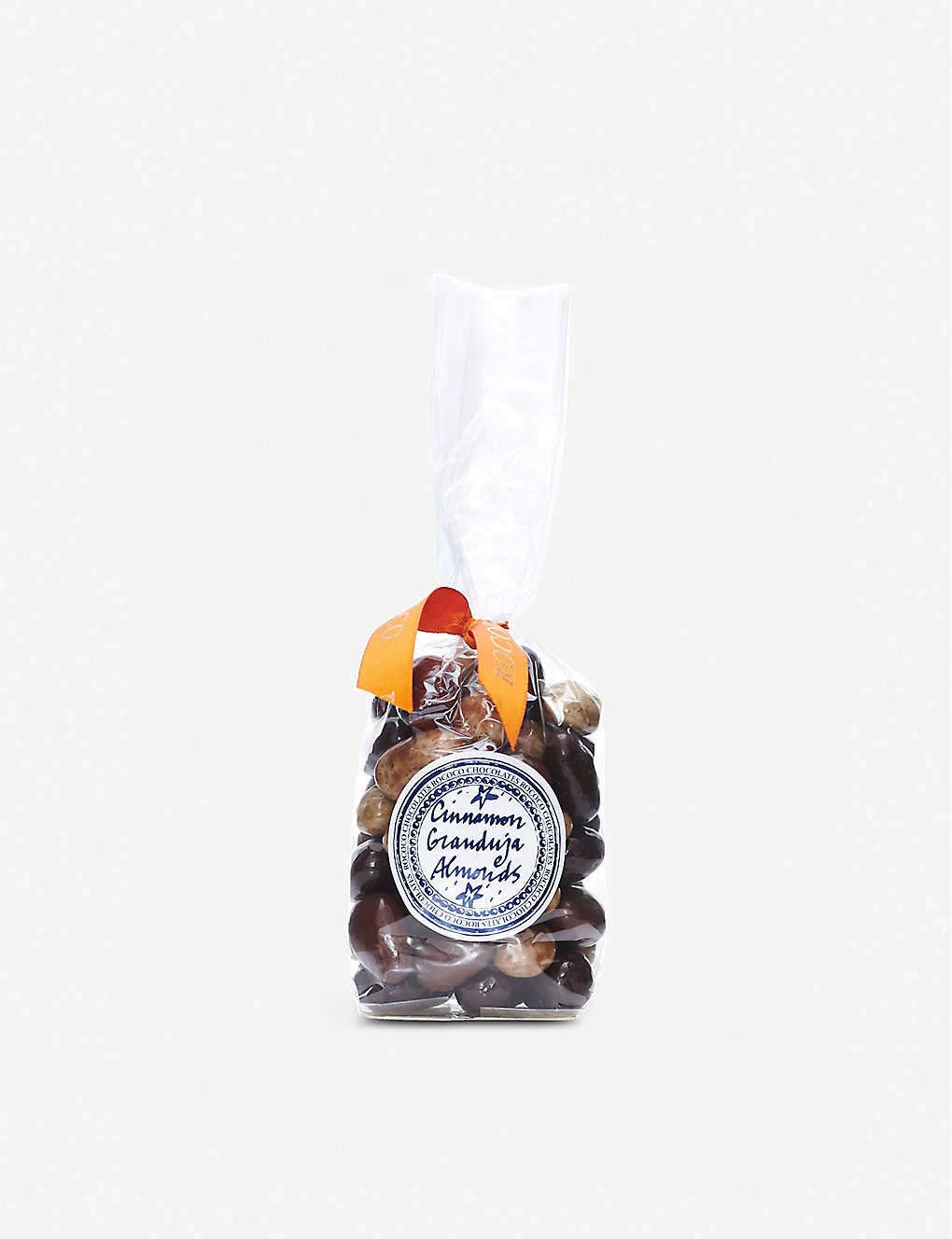 ROCOCO: Cinnamon and chocolate roasted almonds 200g