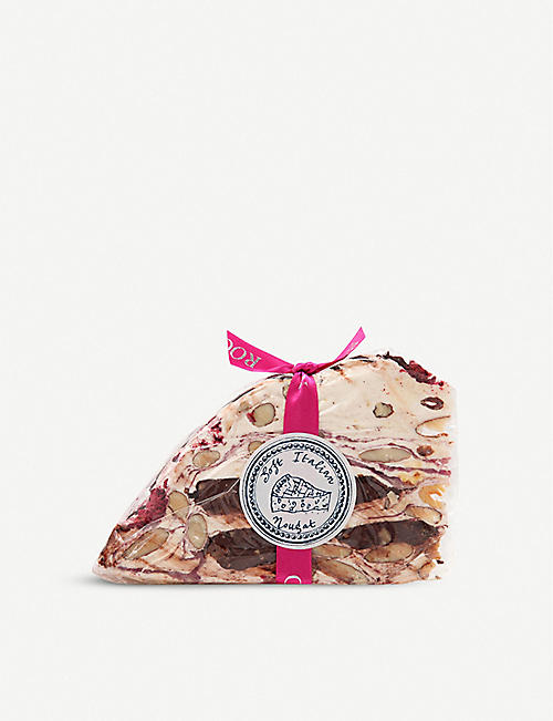 ROCOCO Chocolate and raspberry nougat