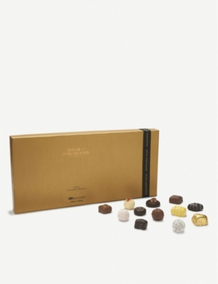HOUSE OF DORCHESTER Luxury chocolate selection 310g