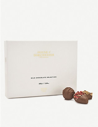 HOUSE OF DORCHESTER: Milk chocolate selection box