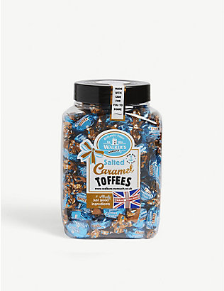 WALKERS: Salted caramel toffees 1.25kg