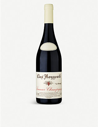 FINE WINES: Clos Rougeard 2013 Le Bourg Saumur-Champigny red wine 750ml