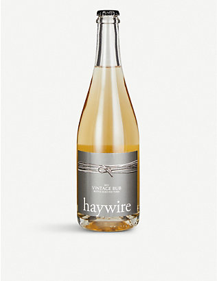 FINE WINES: Haywire 2013 Vintage Bub white wine 750ml