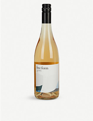 CANADA: Okanagan Crush Pad Free Form 2017 vin gris 750ml