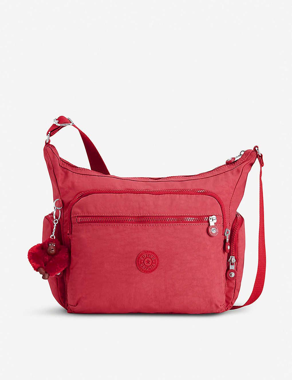 f5eef86e24 KIPLING - Gabbie large nylon shoulder bag | Selfridges.com