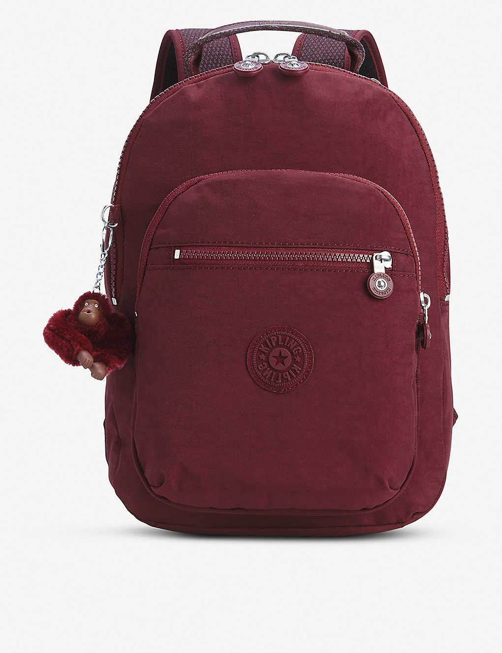 3b2371654c KIPLING - Clas Seoul S nylon backpack | Selfridges.com