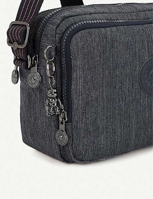 KIPLING Silen nylon crossbody bag
