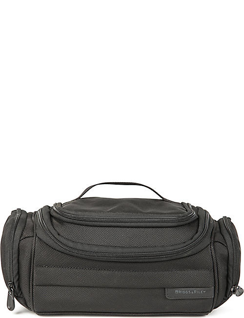 BRIGGS & RILEY: Baseline executive toiletry bag
