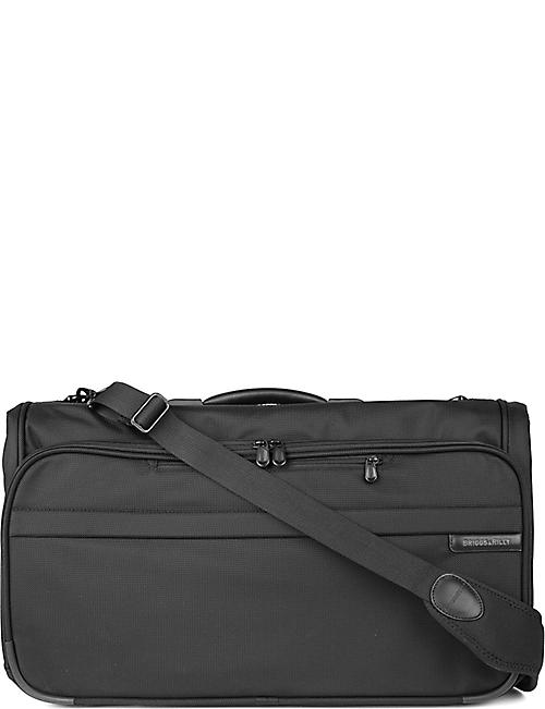 BRIGGS & RILEY: Compact garment bag