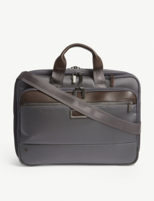 BRIGGS & RILEY @work Medium Expandable nylon briefcase