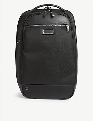 BRIGGS & RILEY: @work Slim nylon backpack