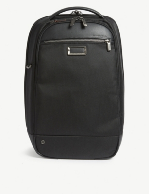 BRIGGS & RILEY @work Slim nylon backpack