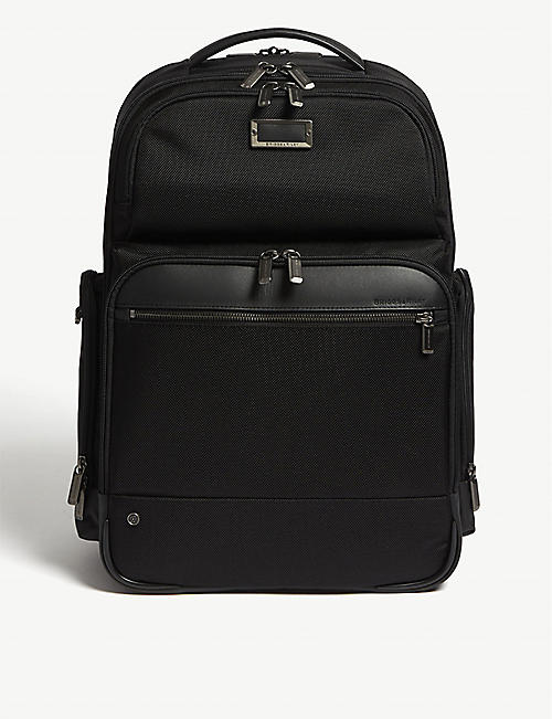 BRIGGS & RILEY: @work large Cargo nylon backpack