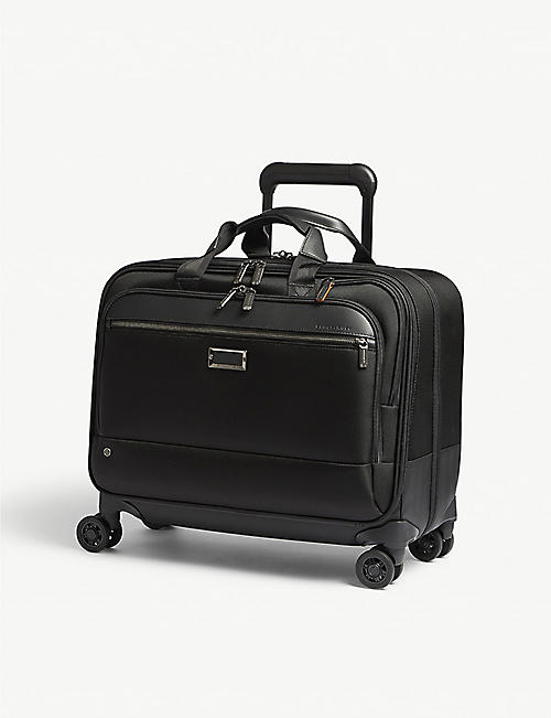 BRIGGS & RILEY @work large spinner nylon briefcase