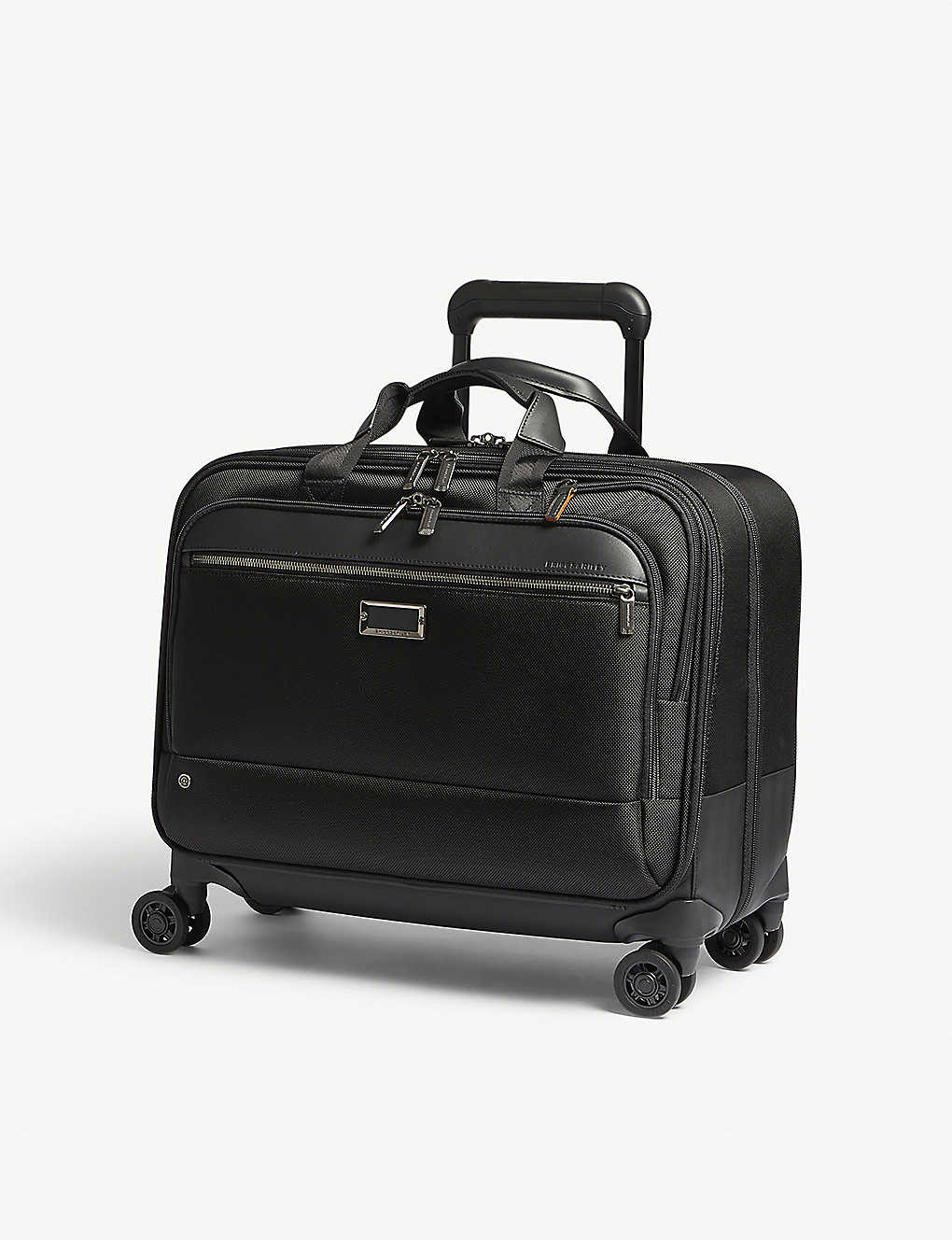 BRIGGS & RILEY: @work large spinner nylon briefcase