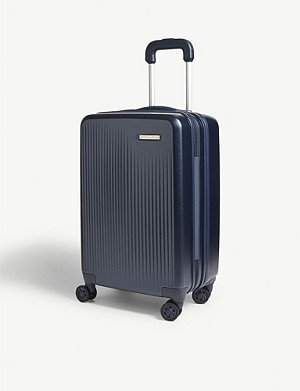 BRIGGS & RILEY Sympatico carry-on expandable four-wheel suitcase 58cm