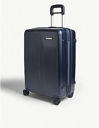 BRIGGS & RILEY: Sympatico medium expandable four-wheel suitcase 68.5cm