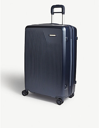 BRIGGS & RILEY: Sympatico large expandable four-wheel suitcase 76cm